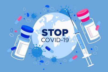 flat-hand-drawn-coronavirus-vaccine-background_23-2148833492